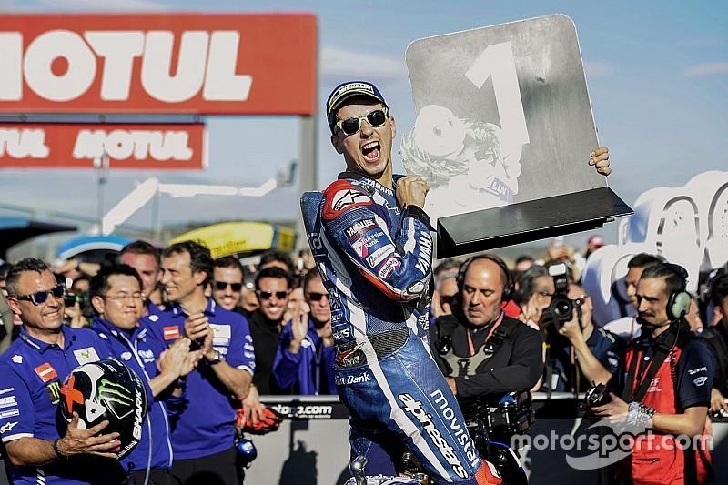 Jorge Lorenzo: Zum 250. Grand Prix perfekter Dank an Yamaha