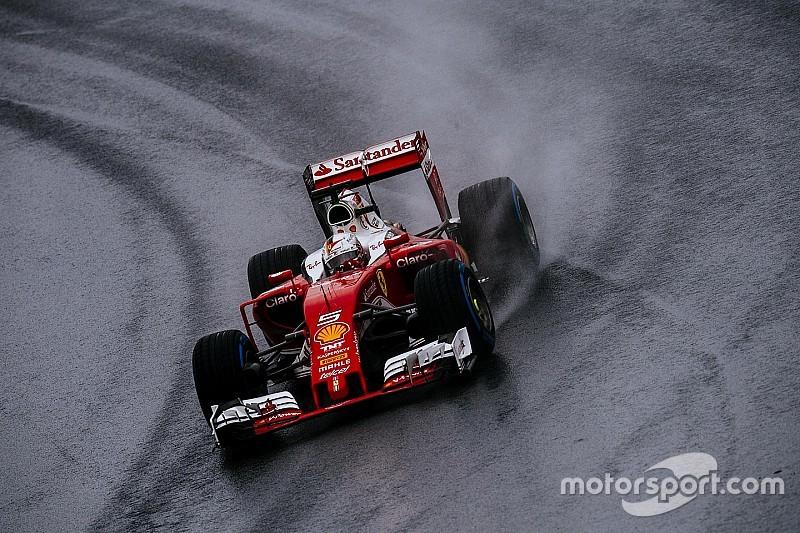 """Vettel: Manuver Verstappen """"tidak benar"""""""