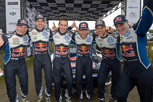Vw giunta al passo d'addio: in Australia vuole salutare il WRC vincendo
