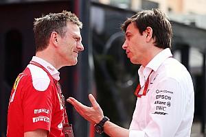 Formule 1 Actualités James Allison vers Mercedes?