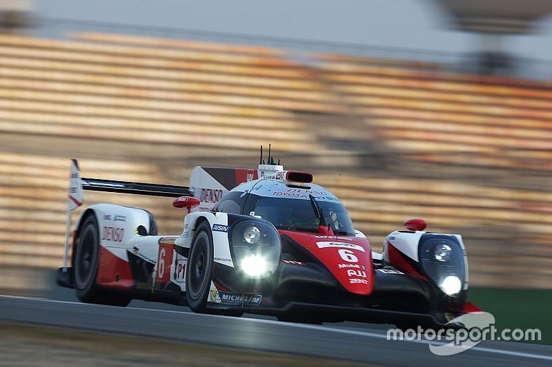 Toyota prêt à jouer sa chance jusqu'au bout à Bahreïn