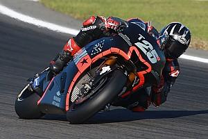 MotoGP Test Test di Valencia, Day 2: Vinales incanta ancora, Lorenzo sulla Ducati 2017