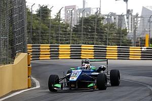 Formule 3: overig Kwalificatieverslag Macau GP: Voorlopige pole voor Felix da Costa na incidentrijke sessie