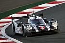 Porsche lidera la FP1 del WEC en Bahrein; Merhi, segundo de su categoría
