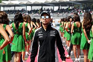 F1 Noticias de última hora Hawkers se disculpa con Pérez creando una fundación benéfica en México