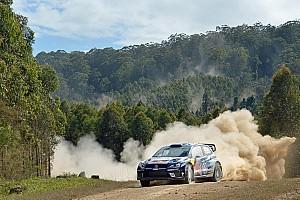 WRC Rapport d'étape Mikkelsen en tête au terme de la première étape