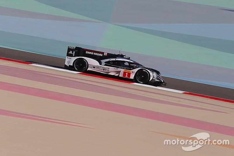 WEC Bahrein: Porsche ook bovenaan in laatste oefensessie