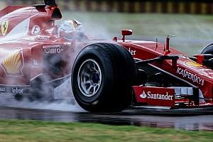 F1 Noticias de última hora Pirelli aún tiene que mejorar con los neumáticos de lluvia de 2017, dice Horner