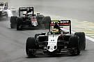 Force India - Terminer quatrième, une