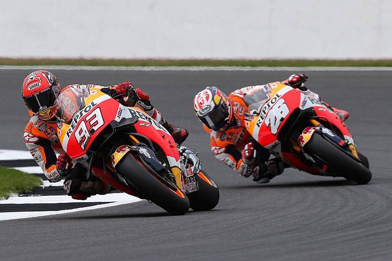 Márquez e Pedrosa não participam de testes em Jerez