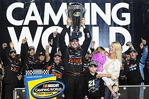 NASCAR Truck Relato da corrida Byron vence em Homestead; Sauter é campeão da Truck Series