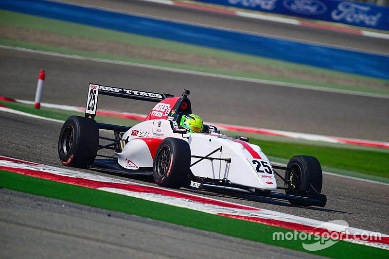 2. Sieg und Tabellenführung für Mick Schumacher bei MFR Challenge in Bahrain