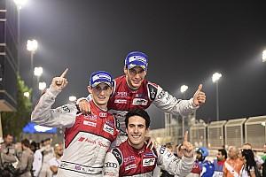 WEC Race report WEC Bahrain: Audi rebut kemenangan terakhir, Porsche rengkuh titel juara dunia