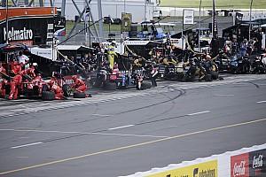 IndyCar BRÉKING Nemcsak a Forma-1 biztonságos: rettentő profik