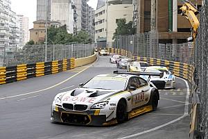 GT Nieuws Nick Catsburg baalt in Macau:
