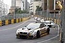 GT Nick Catsburg baalt in Macau: