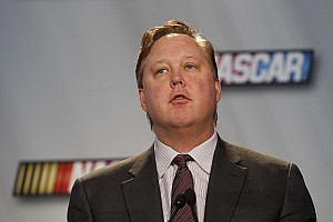 NASCAR Cup Breaking news A contentious Brian France defends health of the sport, diversity