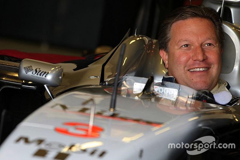 Зак Браун стал новым исполнительным директором McLaren