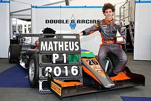 GP3 Últimas notícias Matheus Leist testa GP3 em Abu Dhabi na próxima semana