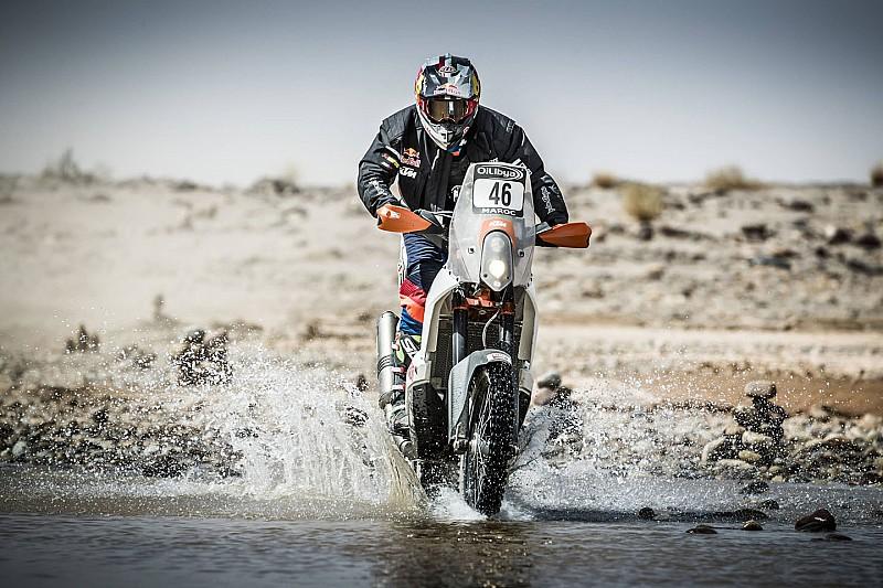 México regresa al Dakar en 2017