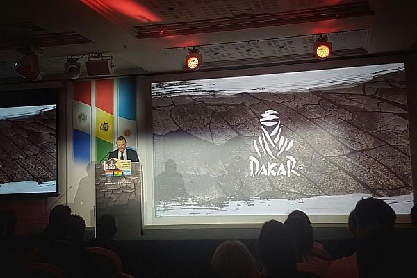 """El Dakar 2017 será """"el más duro"""" en Sudamérica"""