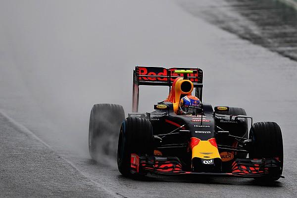 F1 Verstappen dice que salvó el trompo en Brasil por su experiencia con quads