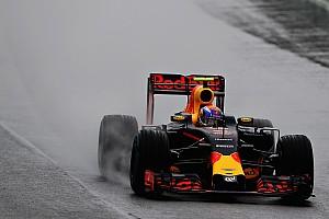 F1 Noticias de última hora Verstappen dice que salvó el trompo en Brasil por su experiencia con quads