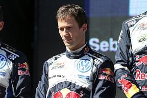 """WRC 突发新闻 奥吉尔完成丰田WRC赛车""""试驾"""""""