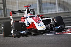 GP3 Kwalificatieverslag GP3 Abu Dhabi: Albon op pole, De Vries op vier