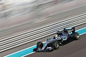 F1 Reporte de prácticas Hamilton manda con los ultrablandos en los Libres 2 de Abu Dhabi