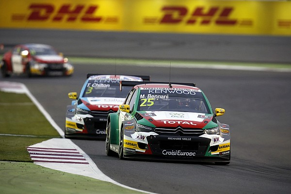 دبليو تي سي سي تقرير السباق دبليو تي سي سي: بناني يهدي العرب الفوز في السباق الختاميّ في قطر