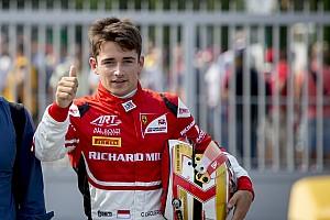 GP3 Actualités Les candidats au titre accidentés, Leclerc sacré!