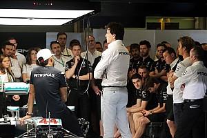 F1 Noticias de última hora Wolff responde a Hamilton: