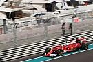 【F1アブダビGP】フリー走行3回目:ベッテルがトップタイムを記録。メルセデスの2台は4-5位