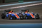 Ocon en Wehrlein oneens over clash in Abu Dhabi