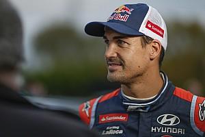 Rally Ultime notizie Monza Rally Show: sarà Sordo con la Hyundai a sfidare Valentino