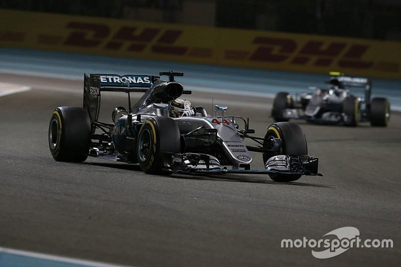 """Webber: """"Hamilton podría haber llevado la lucha con Rosberg a otro nivel"""""""