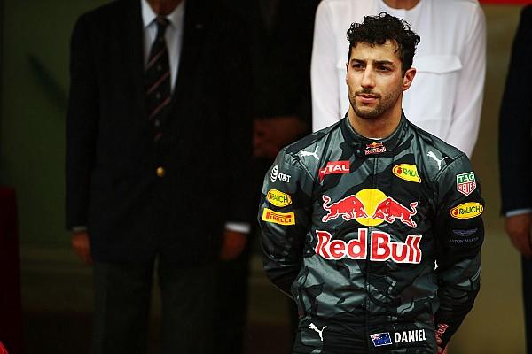 Ricciardo sur le GP de Monaco: