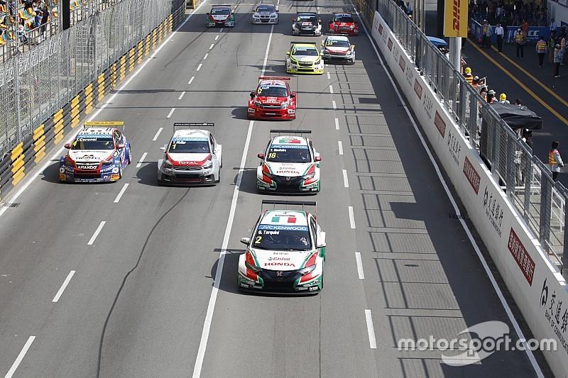 WTCC keert volgend jaar terug naar Macau en Monza