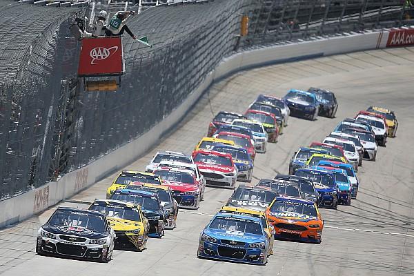 Une NASCAR Cup Series, sans