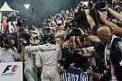 Hamilton feliciteert Rosberg met 'welverdiende' titel