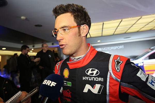 Neuville quiere ganar el campeonato del WRC en 2017
