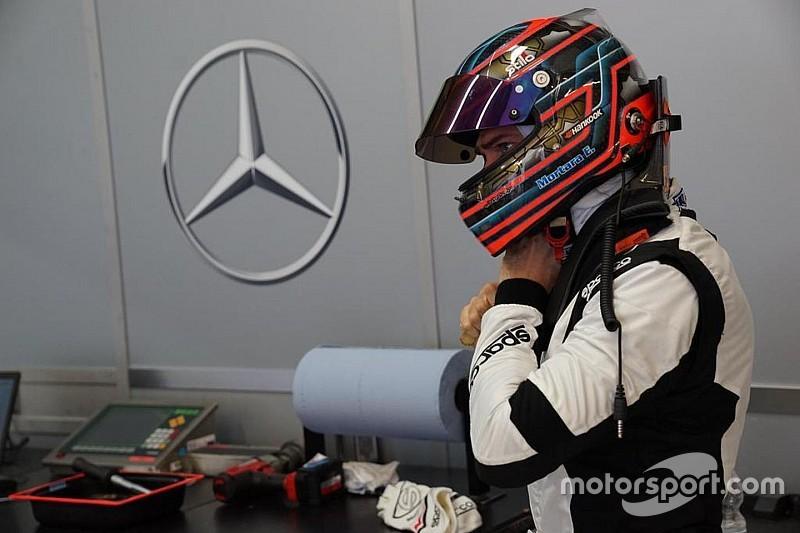 "Edoardo Mortara - ""Une nouvelle aventure"" avec Mercedes"