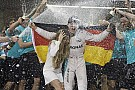 新科世界冠军罗斯伯格宣布退役