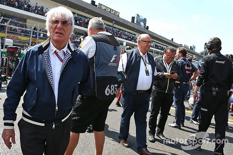 Ecclestone weet niet of Liberty Media F1-overname af kan ronden