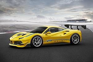 Ferrari Actualités Ferrari présente la nouvelle 488 Challenge