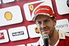 So reagiert Formel-1-Fahrer Sebastian Vettel auf die Mercedes-Gerüchte