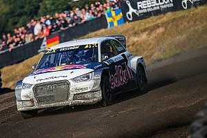 World Rallycross Actualités Ekström rêve d'une Supercar électrique de 1000 chevaux