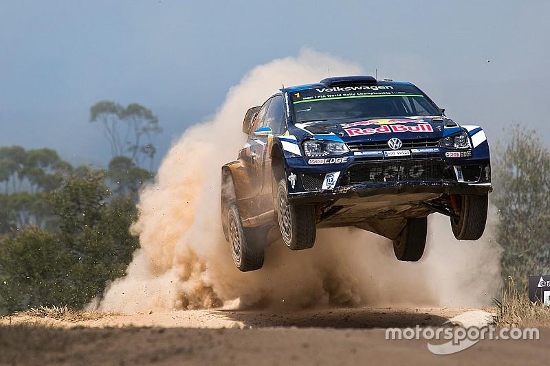 Volkswagen estaría en el WRC 2017