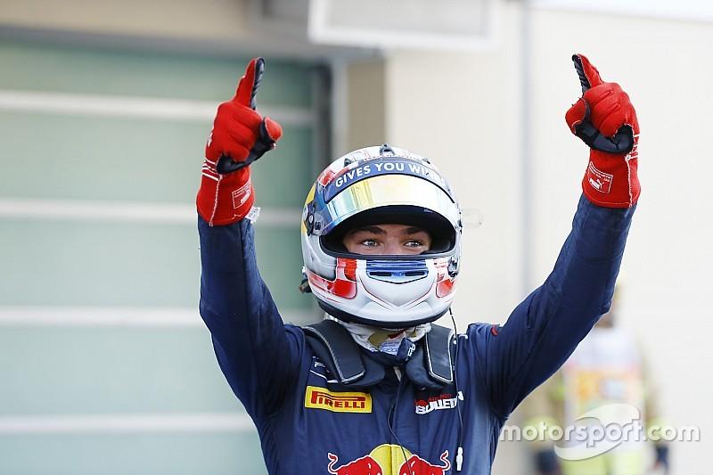 Red Bull schickt GP2-Champion Pierre Gasly in die japanische Super Formula